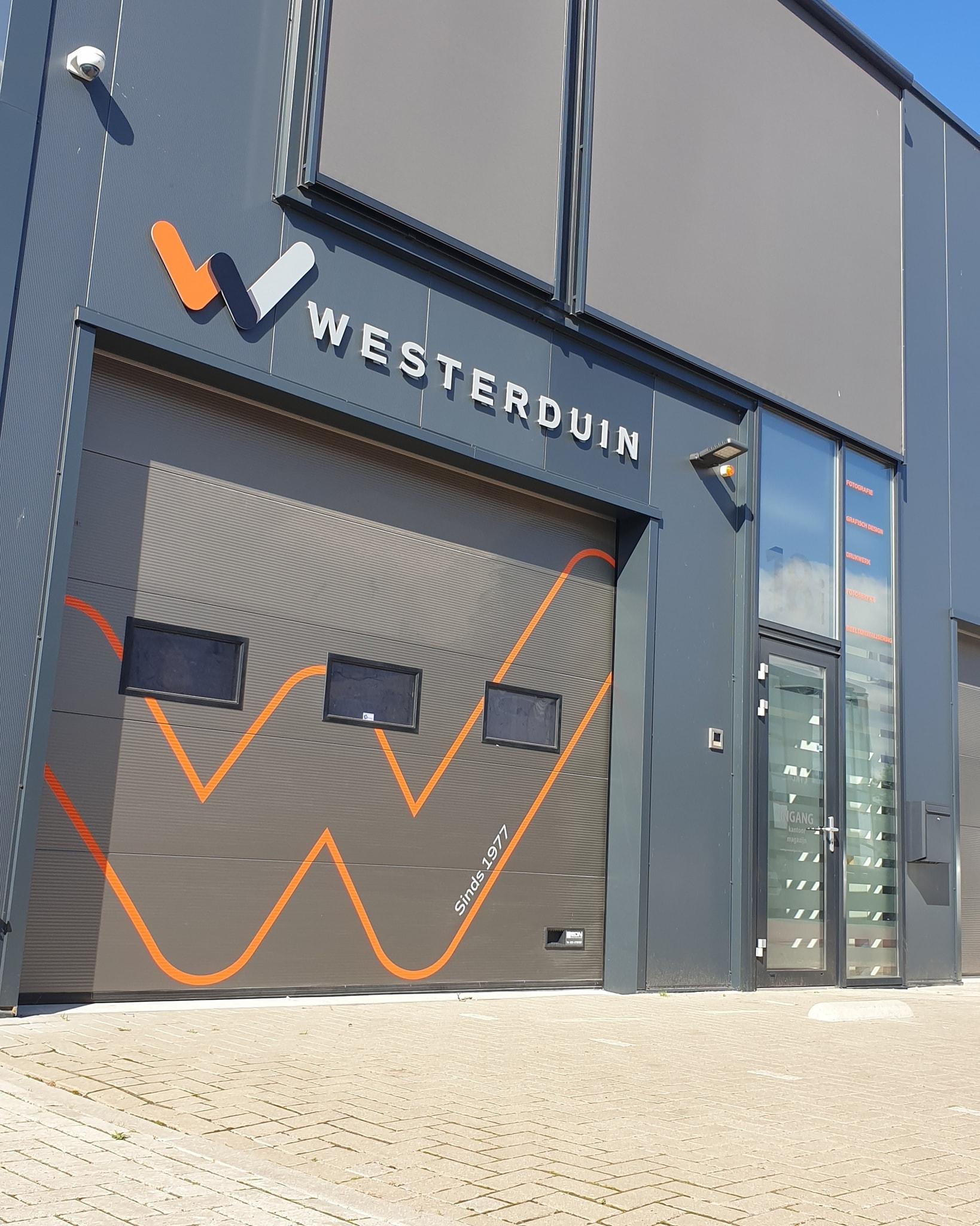 Westerduin winkel pand